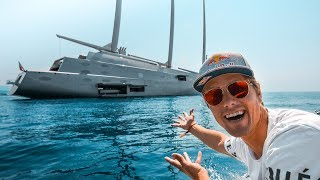 Download THE BILLION DOLLAR YACHT SHOW OF THE MONACO GP!!! | VLOG² 26 Video