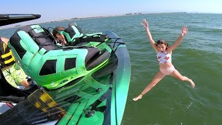 Download EPiC DAY ON THE LAKE 🛥Part 1 Video