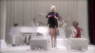 Download Sia - Soon We'll Be Found LIVE on David Letterman 11-13-08 Video