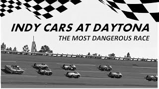 Download Indy Cars At Daytona: The Most Dangerous Race Video