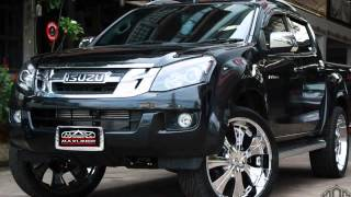 Download แต่งรถกระบะ 4 ประตู ISUZU D-MAX สวย และราคาปรับ ISUZU อิซูซุ ดีแม็กซ์ ราคา ราคาใหม่ Video
