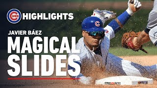 Download Cubs Infielder Javy Báez's Magical Slides Video