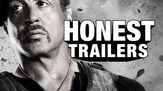 Download Honest Trailers - The Expendables Video
