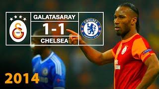 Download Maç Özetleri | Şampiyonlar Ligi - Galatasaray 1-1 Chelsea Video