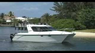 Download ArrowCat Power Catamaran - Boat Review Video