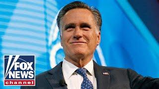 Download Mitt Romney wins Utah Senate seat Video