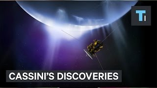 Download The 5 biggest discoveries from NASA's Cassini spacecraft Video