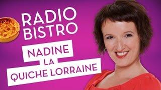Download ANNE ROUMANOFF - Nadine la quiche lorraine Video