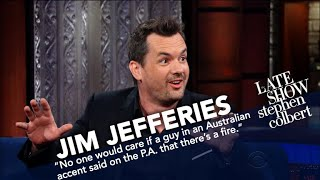 Download Jim Jefferies Doesn't See The Point In Bombing Australia Video