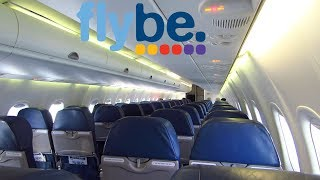 Download TRIP REPORT | Flybe Dash 8 | London City to Cardiff | Empty Flight | Economy Class [Full HD] Video