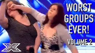 Download The WORST GROUP AUDITIONS On X Factor! Volume 2 | X Factor Global Video