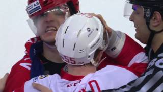 Download KHL Fight: Sergeyev VS Tolpeko Video