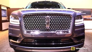 Download 2018 Lincoln Navigator - Exterior and Interior Walkaround - Debut at 2017 New York Auto Show Video