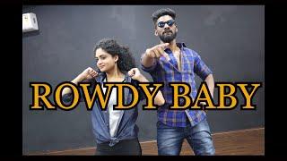 Download ROWDY BABY | DANCE COVER | MAARI 2 | DHANUSH | YUVAN | WUNDERBAR STUDIOS| SANTHOSH AROCKIARAJ | Video
