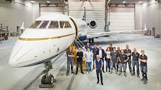 Download The world's First Aircraft Finished in Sun King Diamond Coating Video