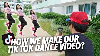 Download TIK TOK DANCE DAY CHALLENGE (Tutorial) | Ranz and Niana Video
