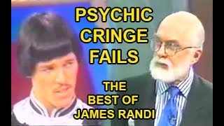 Download Psychic Cringe Fails 2 - The Best of James Randi Video