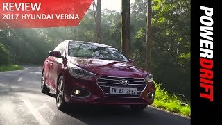 Download Hyundai Verna : A Handsome Brute : PowerDrift Video