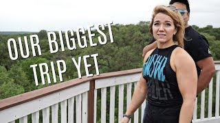 Download GEARING UP FOR A BIG TRIP! // HONEST UPDATE & THOUGHTS Video