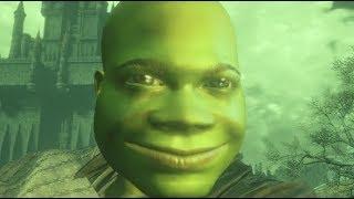 Download Dark Souls 3: Shrek Defends His Swamp Video