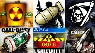 Download NUKE in EVERY CoD Challenge Video