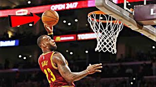Download 5 Terrible Alley Oops To Lebron James Video