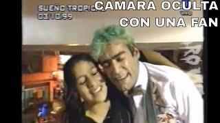 Download El Potro Rodrigo camara oculta a una fan (1999) Video