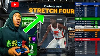 Download The Best Stretch Big Build NBA 2K20! This DEMIGOD build is CRAZY! Best Shooting Center Build 2K20! Video