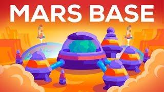 Download Building a Marsbase is a Horrible Idea: Let's do it! Video