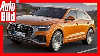 Download Audi Q8 (2018) Details / Review Video