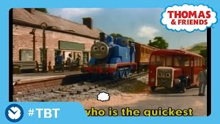 Download Thomas & Friends UK: Let's Have a Race Video