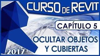 Download Curso REVIT - Capitulo 5, Ocultar objetos y Cubiertas Video