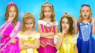 Download Sasha and Funny Compilation of best series about Friends & Princesses Video