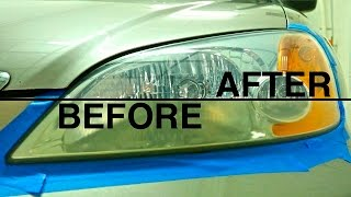 Download How to Fix Foggy Headlights: 3 Different Methods Video