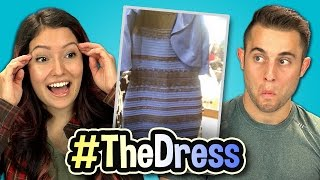 Download WHAT COLOR IS THIS DRESS? (Teens React Special) Video