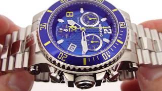 Download Renato Beast Diver 1000 meter watch Video