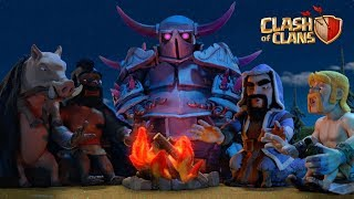 Download Lunar New Year Storytime! EXCLUSIVE Warrior Queen skin (Clash of Clans) Video