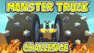 Download Scrap Mechanic - MONSTER TRUCK CHALLENGE! VS AshDubh & Speedy - [#46] | Gameplay Video