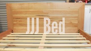 Download Sounds of the workshop - Building a queen bed (101) Video