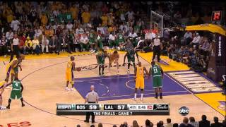 Download 2010 NBA Finals - Boston vs Los Angeles - Game 7 Best Plays Video