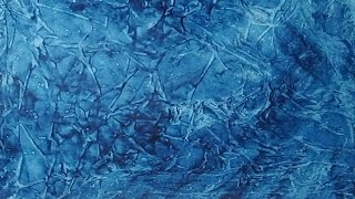 Download Acrylic Paint and Plastic Wrap Background Painting Video