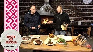 Download Battle of the BBQs: American steak vs. Russian shashlik - Taste of Russia Ep.10 Video