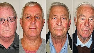 Download How 4 Grandpas Robbed £14 Million Worth of Diamonds Video
