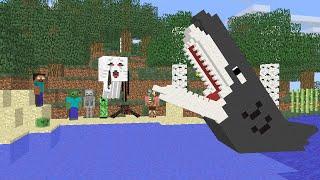 Download Monster School : Fishing Challenge - Minecraft Animation Video
