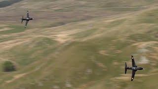 Download Low level RAF Hawks Mach Loop - 22nd May 2012 Video