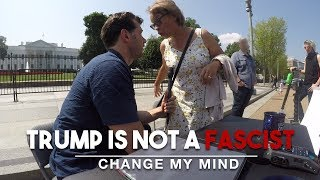 Download Trump Is Not A Fascist: Change My Mind | Louder With Crowder Video