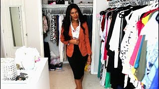 Download A Week Full of Work Outfit Ideas Great For Fall Video