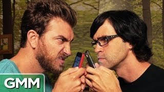 Download The Ultimate Texting Competition: Rhett vs Link Video