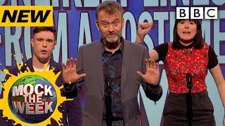 Download Unlikely lines from a cosmetics commercial   Mock The Week - BBC Video