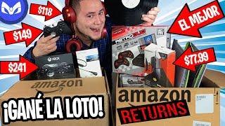 Download PAGUE $290 POR LOTE DE AMAZON RETURNS DE $2200 DOLARES - AHORA GANE Video